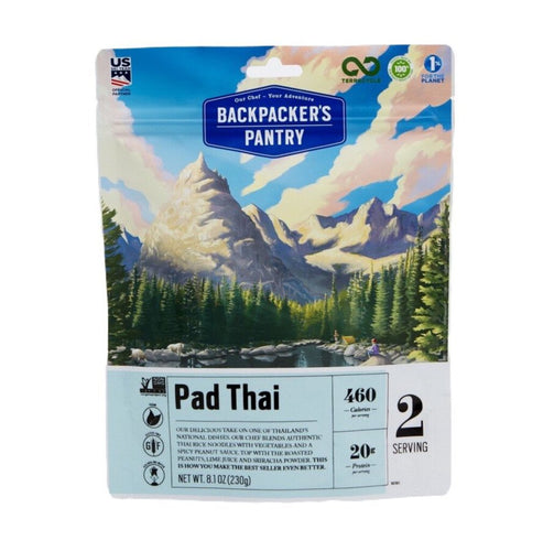 Backpacker's Pantry Pad Thai (Vegetarian), 7.8oz