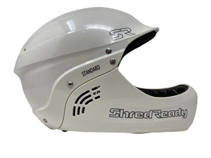 Shred Ready Standard Full Face, Pearl White, Unisize