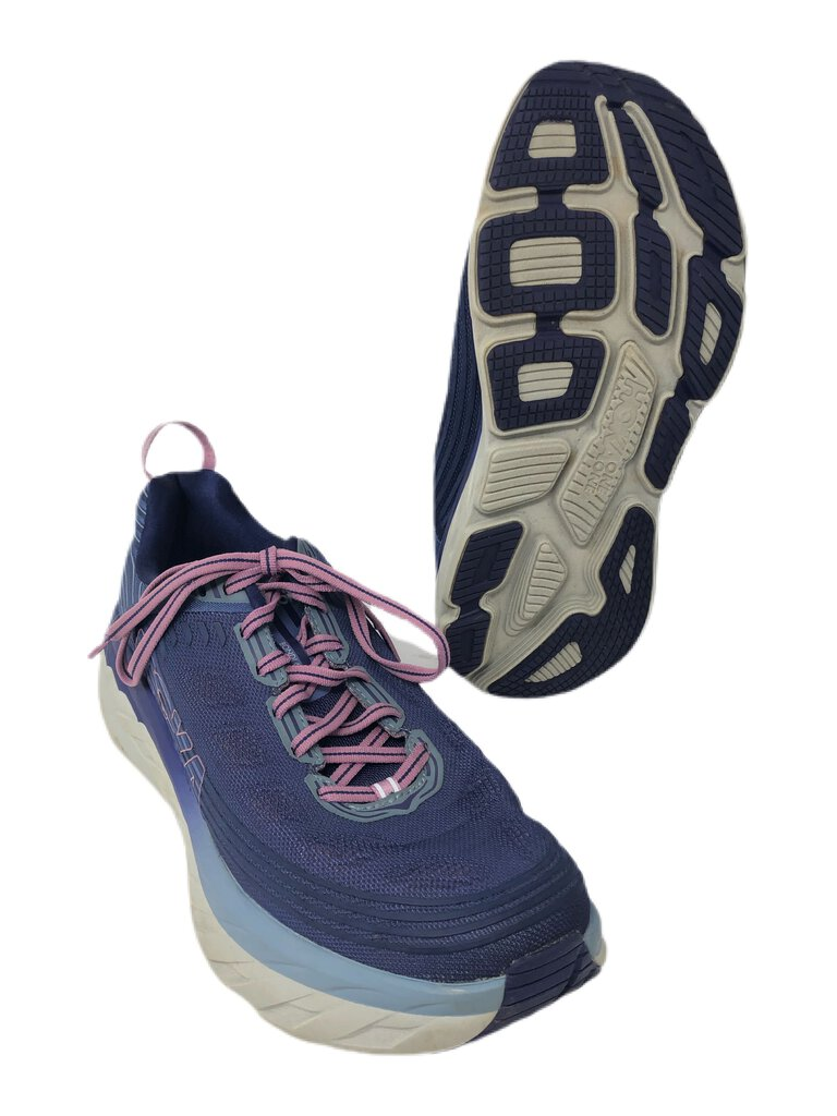 Hoka Bondi 6, Purple, Women's 10.5 Wide