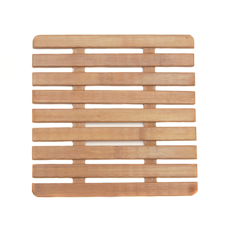Bamboo Trivet - Chinese homewares- Rouge Shop antique stores London - city furniture