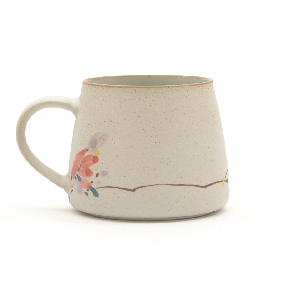 Blossom Branch Mug 001 - Chinese homewares- Rouge Shop antique stores London - city furniture