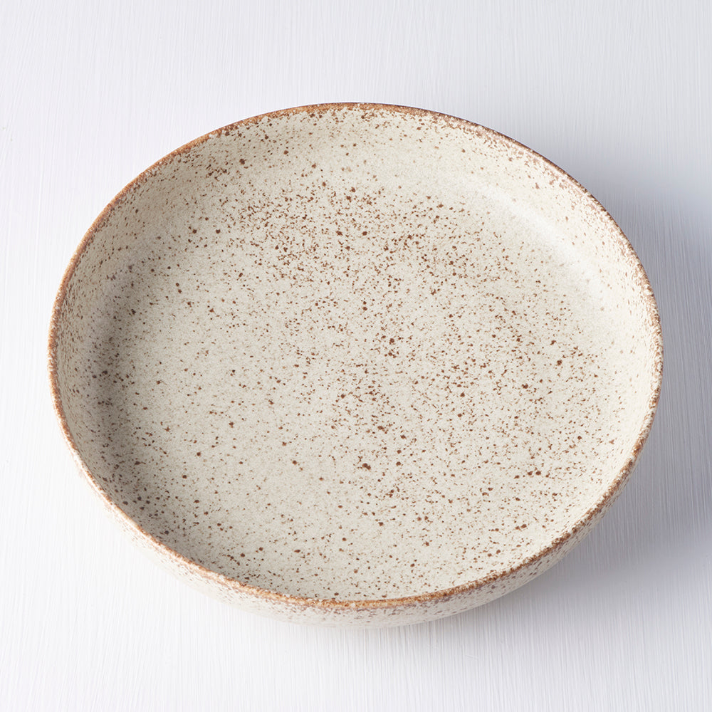 Sand Plate with High Rim