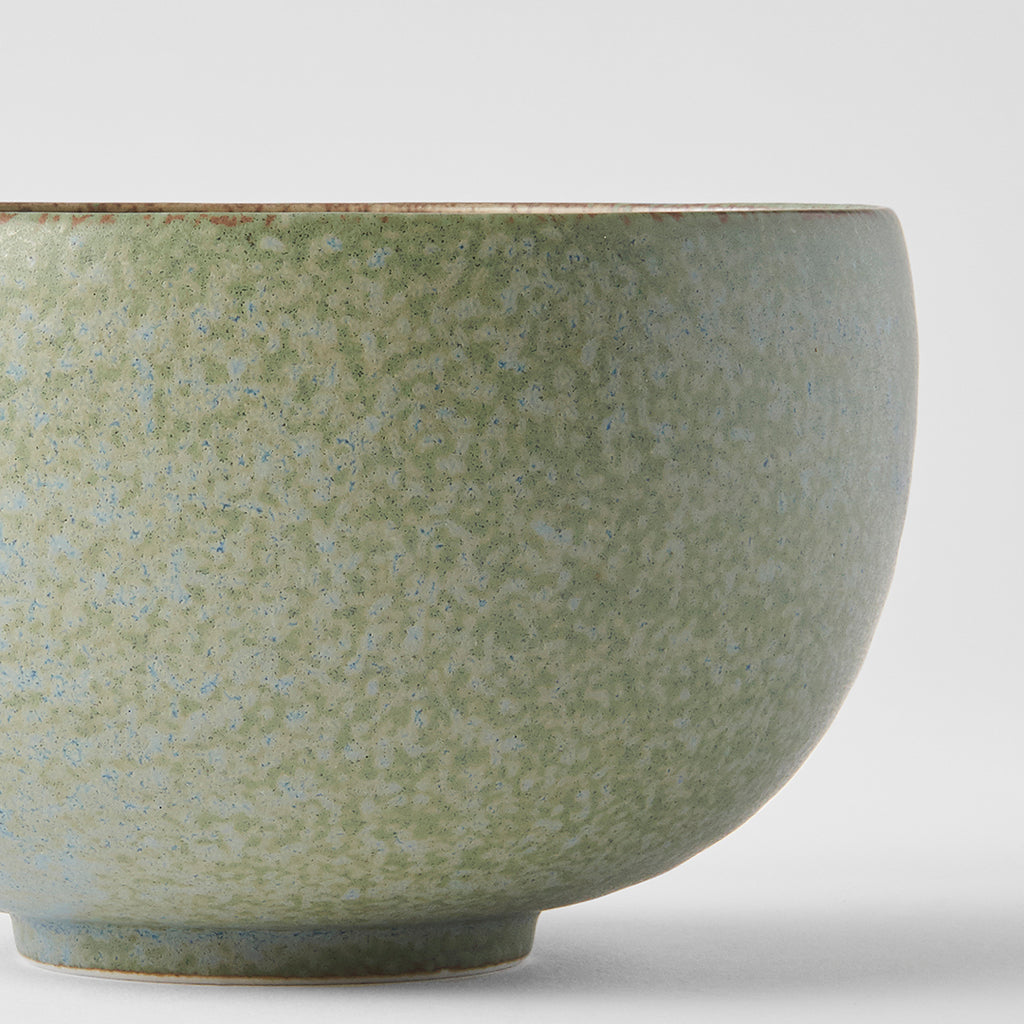 Green U-Shape Bowl