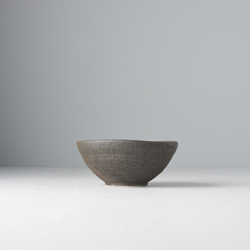 Stone Slab Oval Bowl