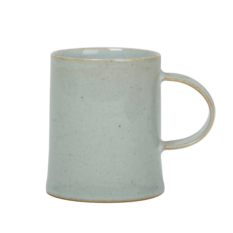 Celadon Green Clay Glazed Mug 202