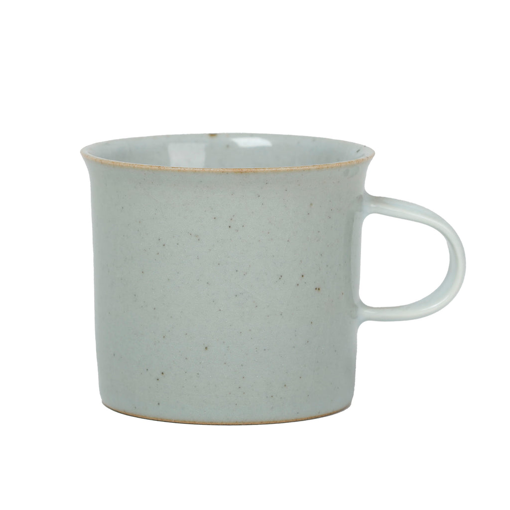 Celadon Green Clay Glazed Mug 208