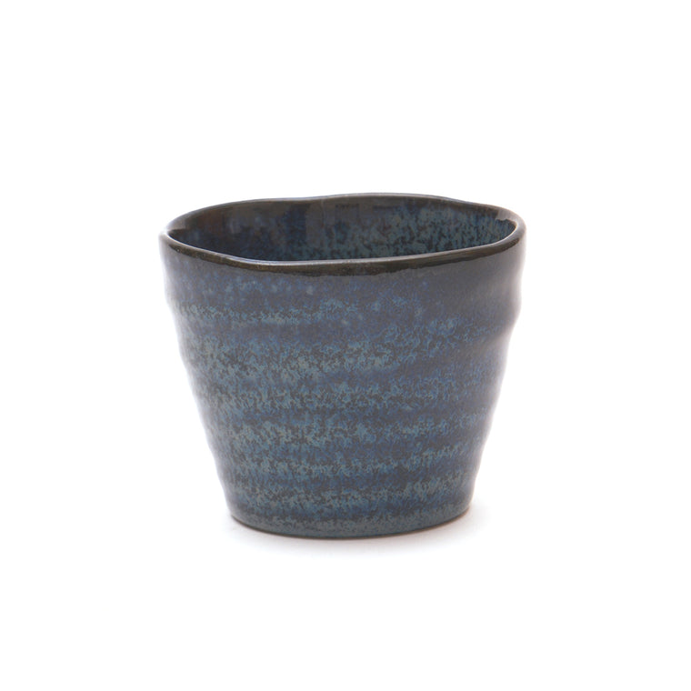 Cobalt Blue Porcelain Soba Cup - Chinese homewares- Rouge Shop antique stores London - city furniture