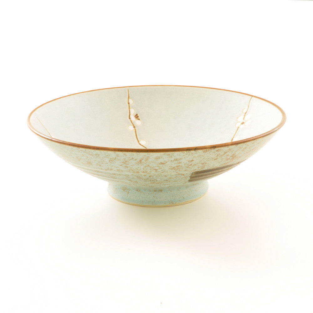 Plum Blossom Serving Bowl - Chinese homewares- Rouge Shop antique stores London - city furniture