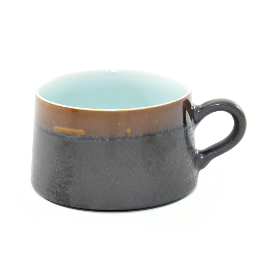 Dawn Rise Glaze Coffee Cup - Chinese homewares- Rouge Shop antique stores London - city furniture