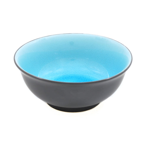 Glass Glaze Bowl - Turquoise - Chinese homewares- Rouge Shop antique stores London - city furniture