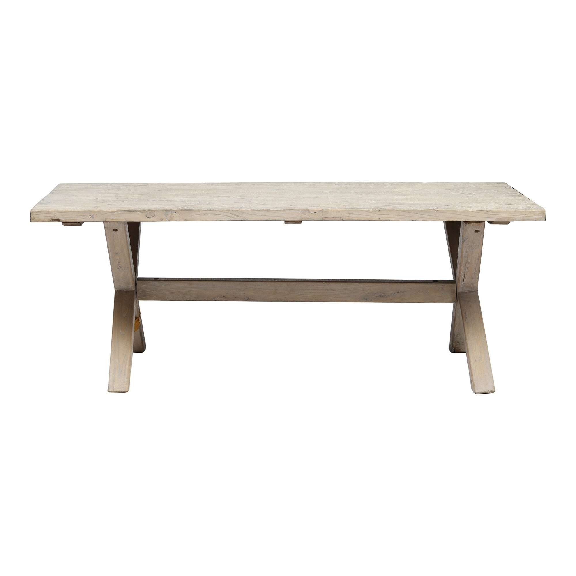 Contemporary Rustic Chinese Dining Table