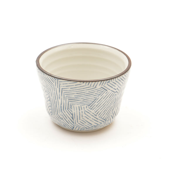 Japanese Collage Tea Cup