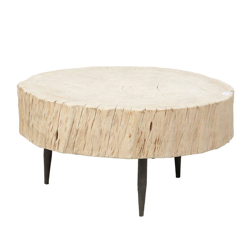 Contemporary Chinese Poplar Trunk Coffee Table - Chinese homewares- Rouge Shop antique stores London - city furniture