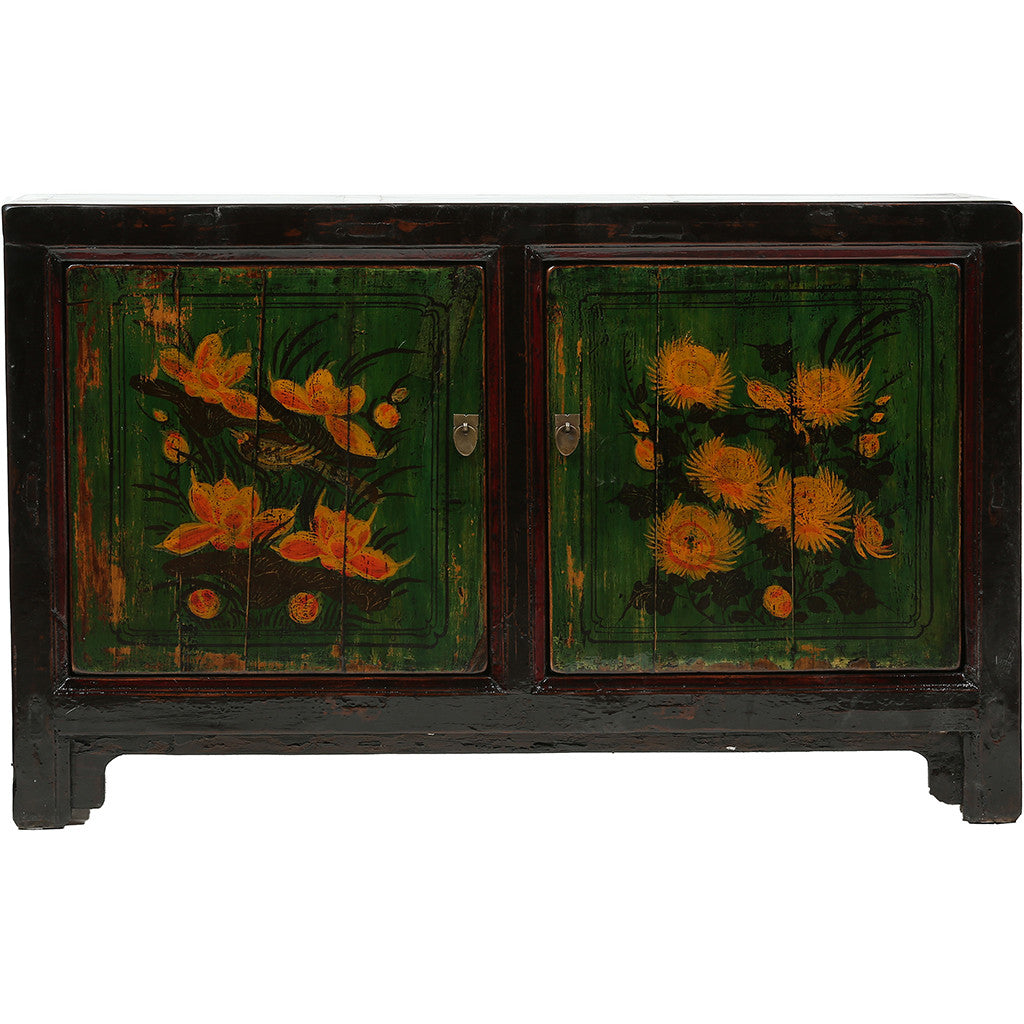 Traditional Vintage Chinese Cabinet from Shanxi - Chinese homewares- Rouge Shop antique stores London - city furniture