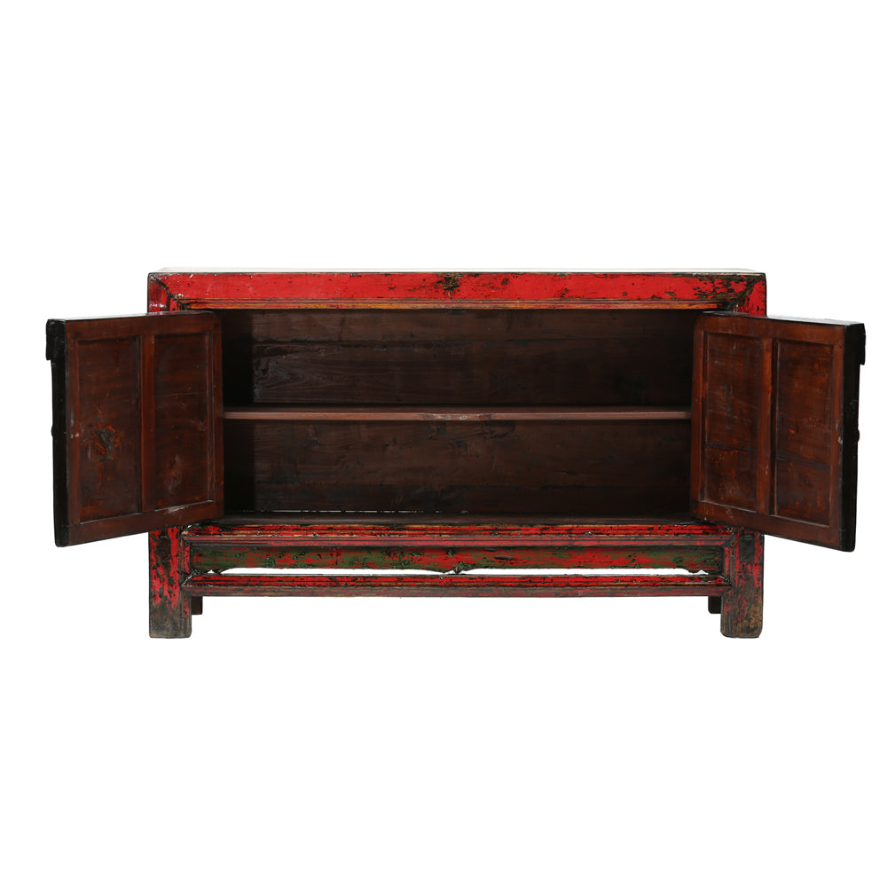 Vintage Chinese Sideboard from Gansu