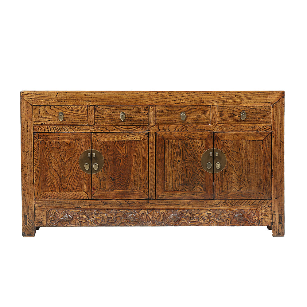 Vintage Chinese Sideboard from Shanxi - Chinese homewares- Rouge Shop antique stores London - city furniture