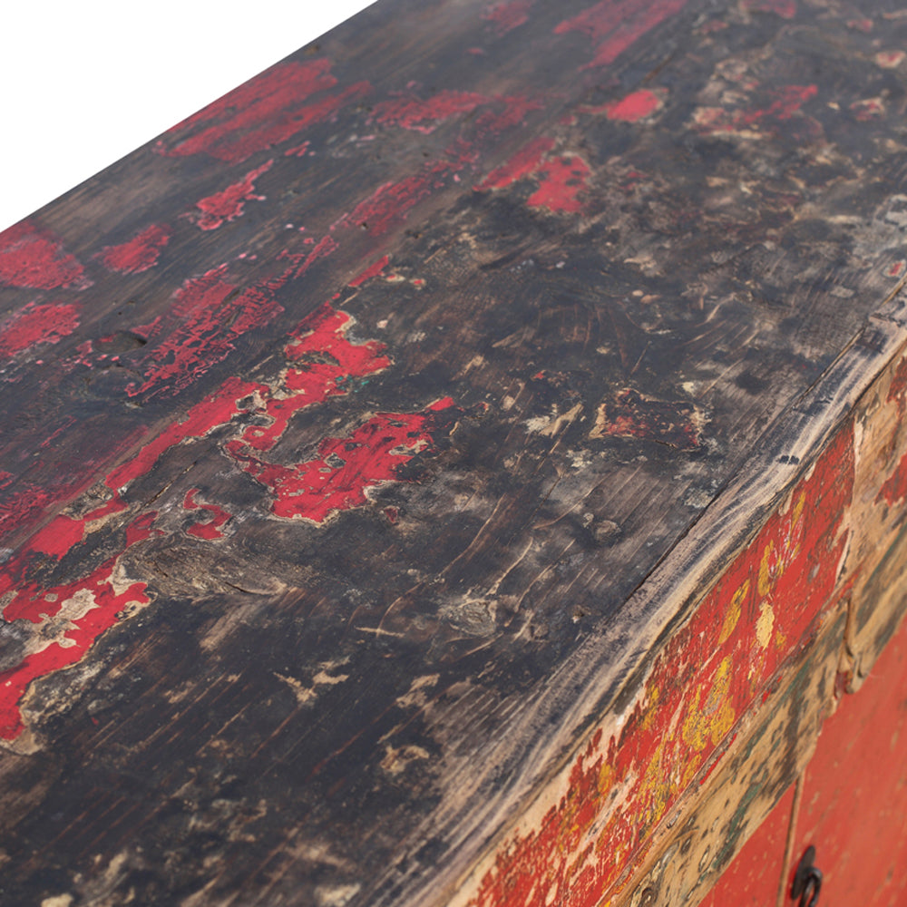 Vintage Chinese Sideboard from Gansu - Chinese homewares- Rouge Shop antique stores London - city furniture