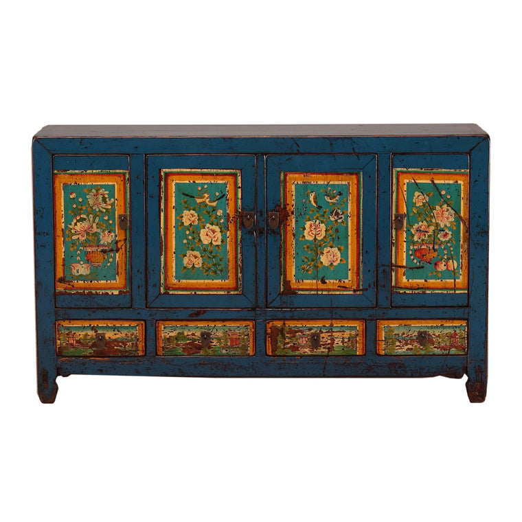 Vintage Chinese Sideboard from Dongbei