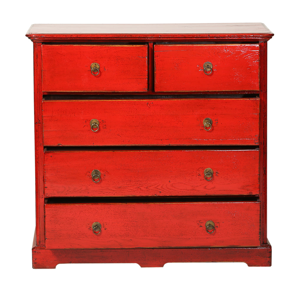 Vintage Chinese Chest of Drawers from Tianjin