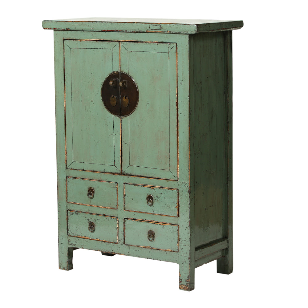 Vintage Chinese Cupboard from Shandong