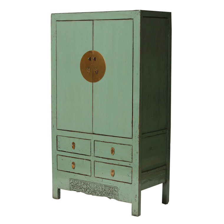 Vintage Chinese Cupboard from Shanxi
