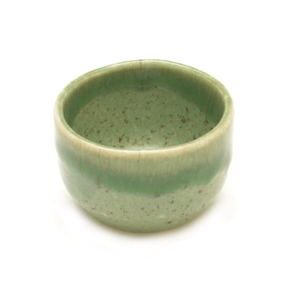 Green Nagashi Japanese Sake Cup - Chinese homewares- Rouge Shop antique stores London - city furniture