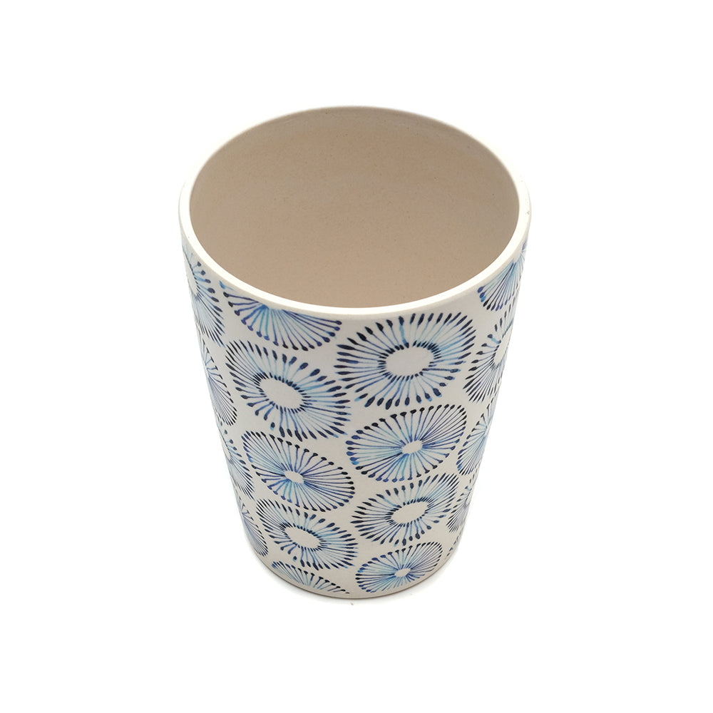UNC Bamboo Tumbler -  Dandelion Seed - Chinese homewares- Rouge Shop antique stores London - city furniture
