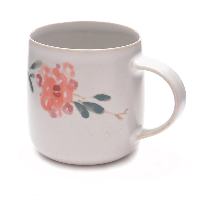 Blossom Branch Mug 005 - Chinese homewares- Rouge Shop antique stores London - city furniture