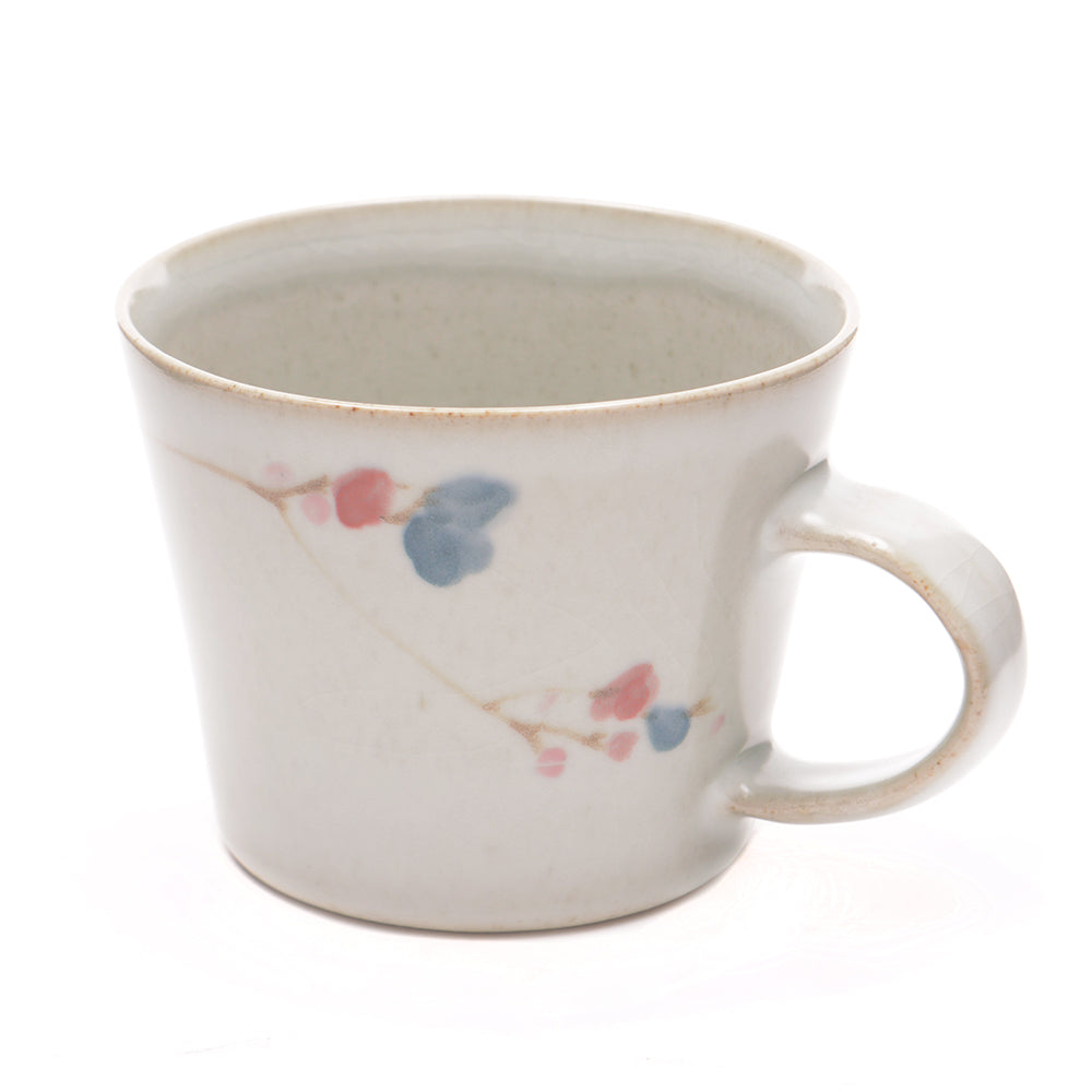 Blossom Branch Mug 008 - Chinese homewares- Rouge Shop antique stores London - city furniture