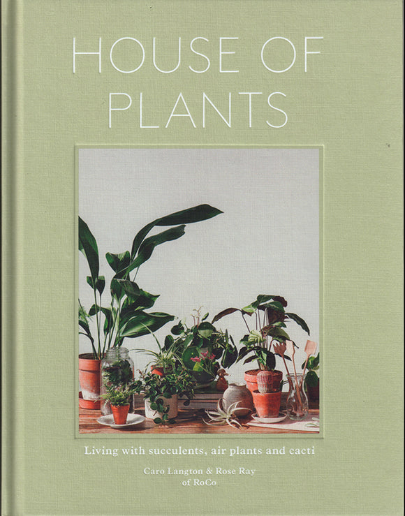 House of Plants (Succulents Air Plants and Cacti)