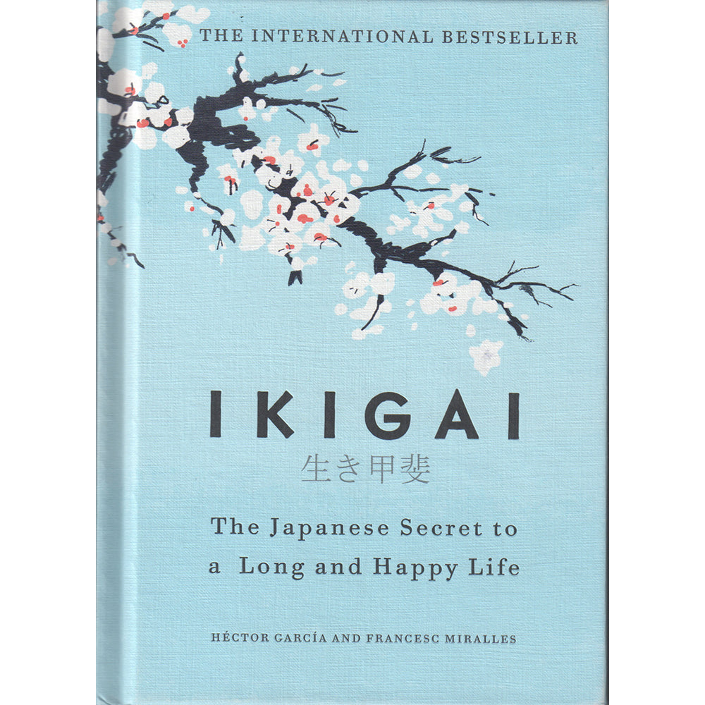 Ikigai: The Japanese Secret to a Long and Happy Life - Chinese homewares- Rouge Shop antique stores London - city furniture