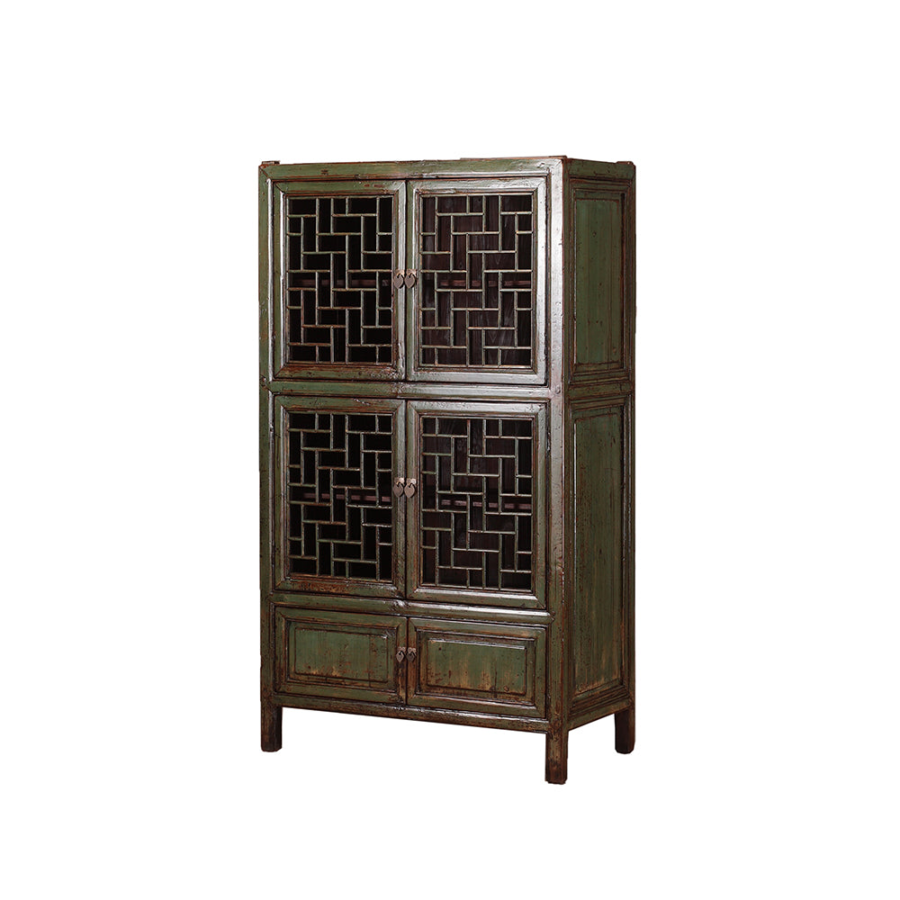 Vintage Chinese Storage Cabinet from Jiangsu - Chinese homewares- Rouge Shop antique stores London - city furniture