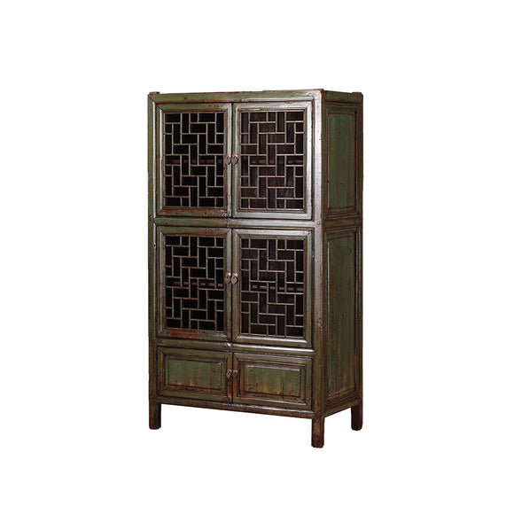 Vintage Chinese Kitchen Cabinet from Jiangsu - Chinese homewares- Rouge Shop antique stores London - city furniture