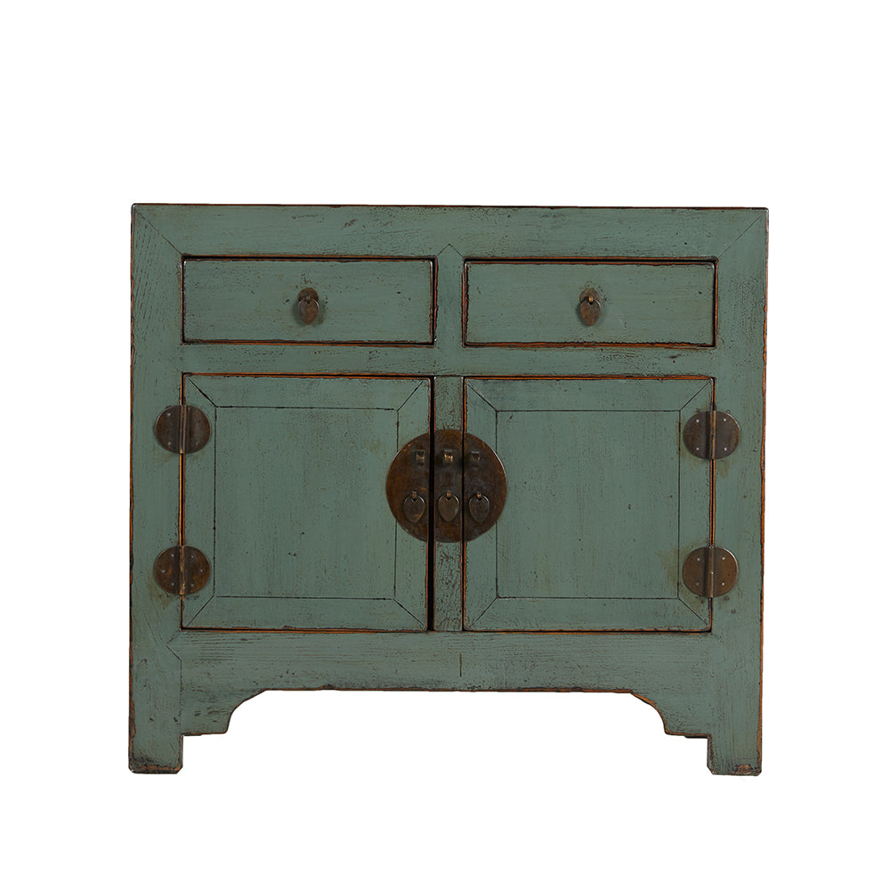 Medium Vintage Elm Cabinet from Shandong - Chinese homewares- Rouge Shop antique stores London - city furniture