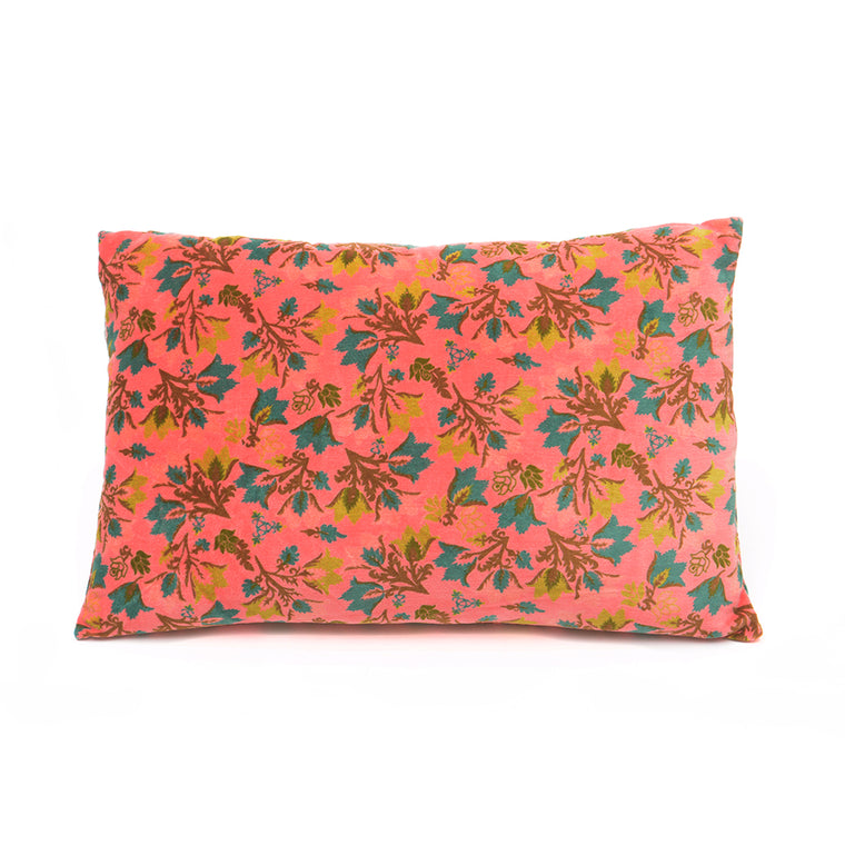 Cotton Velvet Cushion - Suzani Candy - Chinese homewares- Rouge Shop antique stores London - city furniture
