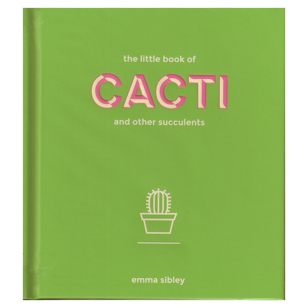 The Little Book of Cacti an d Other Succulents - Chinese homewares- Rouge Shop antique stores London - city furniture