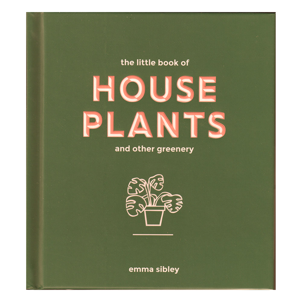 The Little Book of House Plants and Other Greenery - Chinese homewares- Rouge Shop antique stores London - city furniture