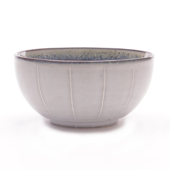 Dakara Ceramic Bowl with Mustard Crackle Glaze - Chinese homewares- Rouge Shop antique stores London - city furniture