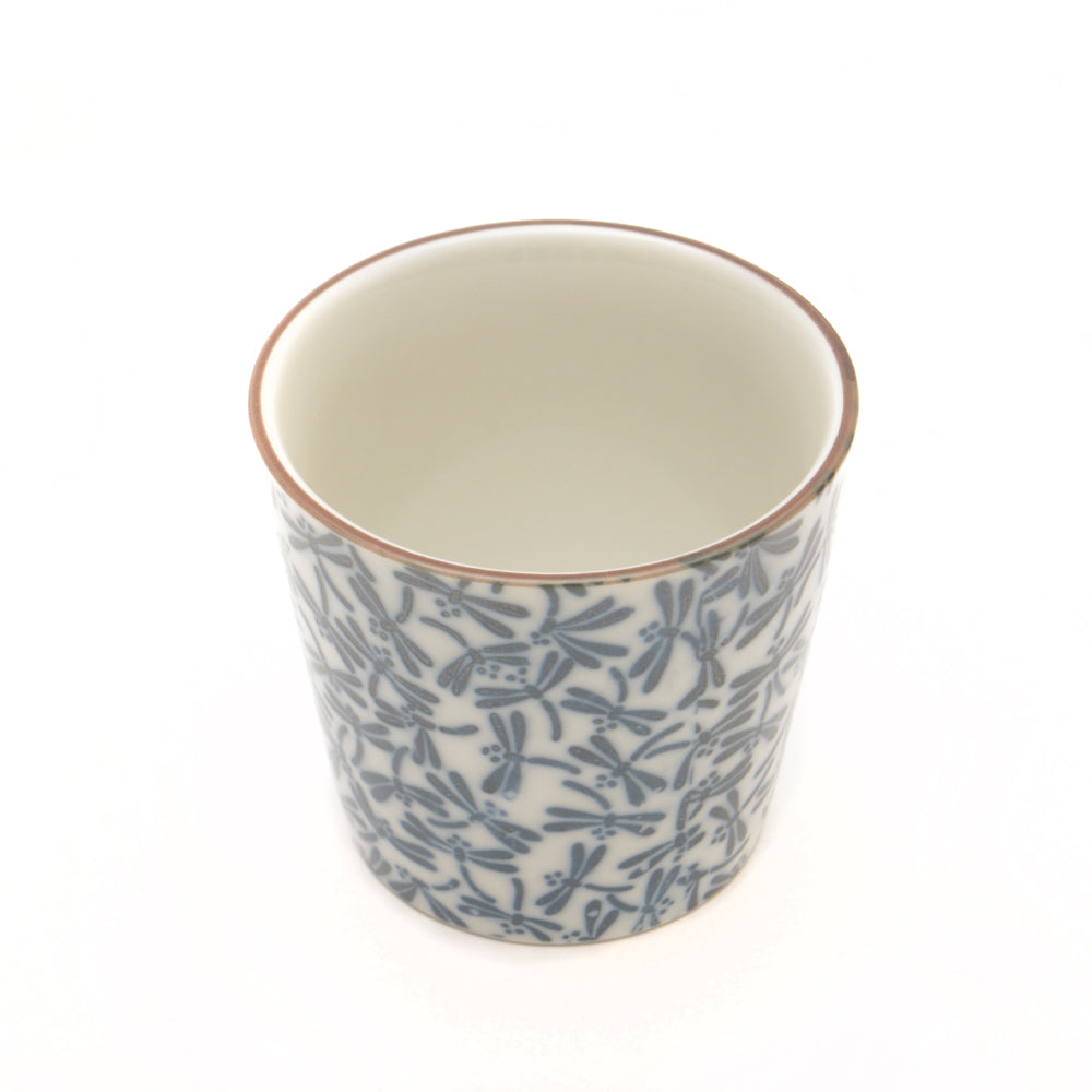 Dragonfly Tea Cup - Chinese homewares- Rouge Shop antique stores London - city furniture