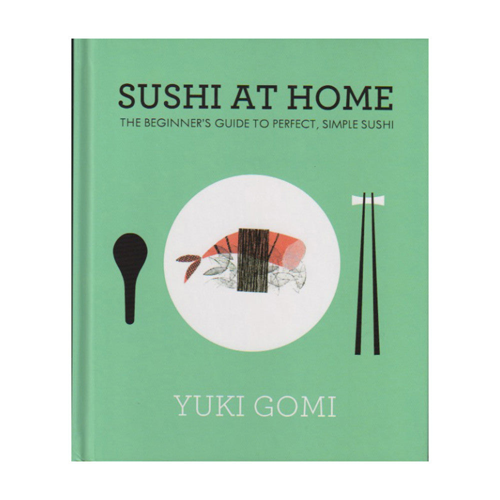 Sushi at Home front cover