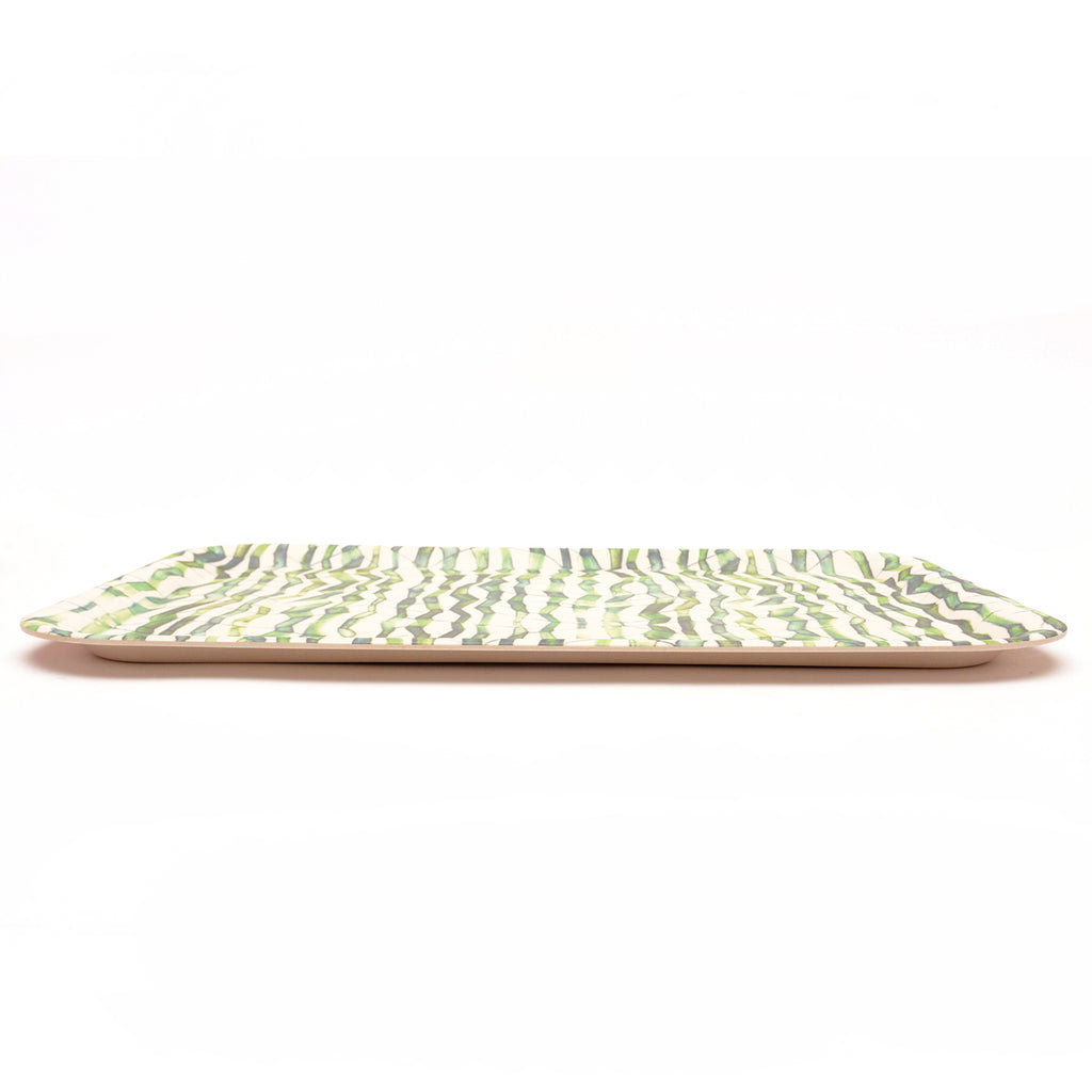 UNC Bamboo Tray - Grass Stem