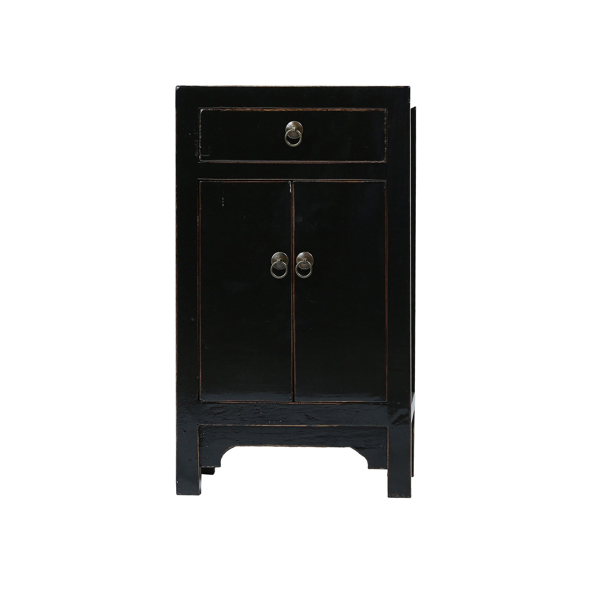 Black Chinese Bedside Cabinet   Chinese Homewares  Rouge Shop Antique  Stores London   City Furniture ...