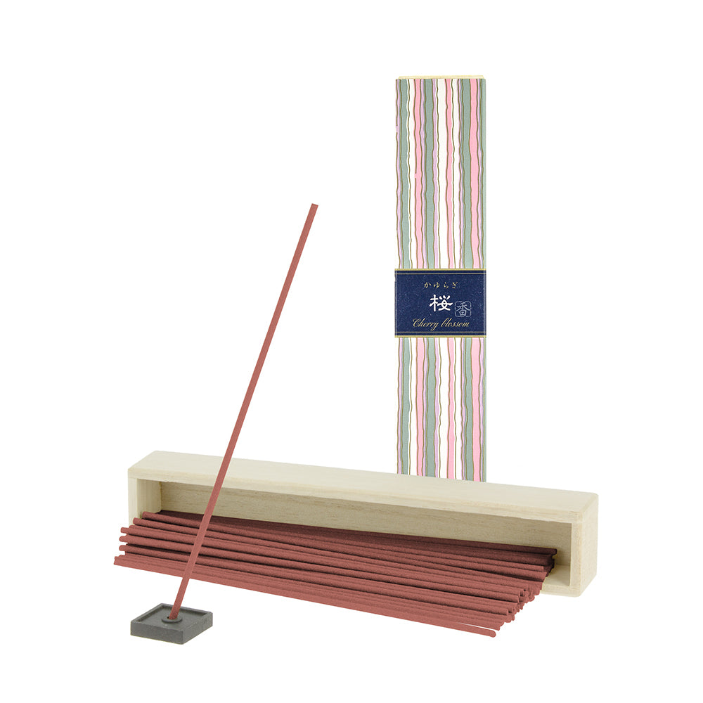 Kayuragi Incense Sticks - Cherry Blossom