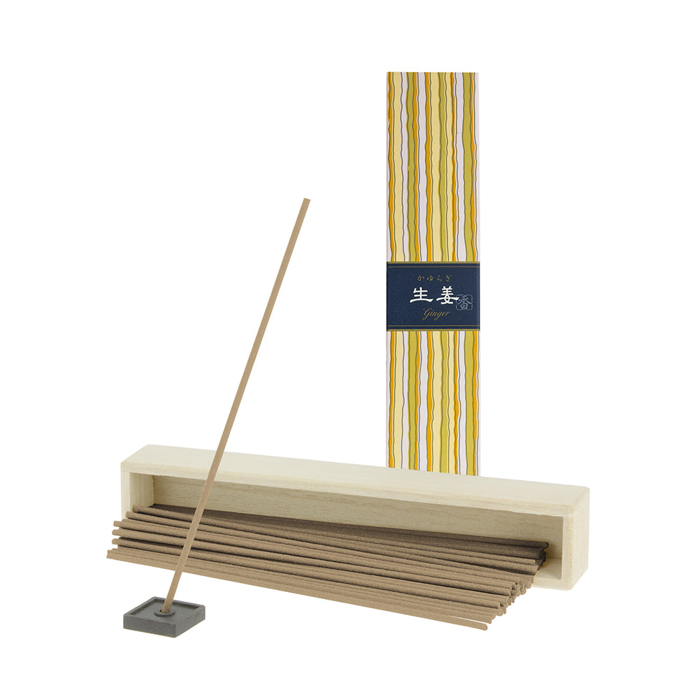 Kayuragi Incense Sticks - Ginger