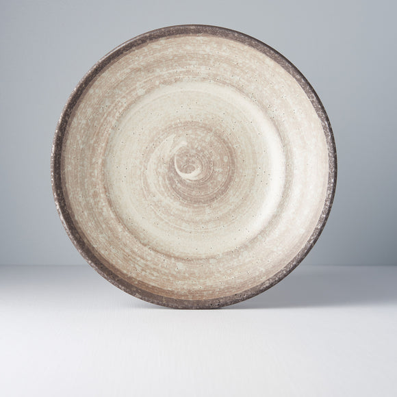 Ninrin Shallow Serving Bowl