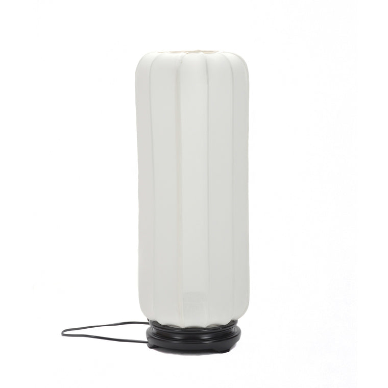 Chinese Tall Table Lamp White - Chinese homewares- Rouge Shop antique stores London - city furniture