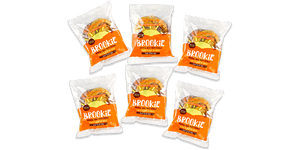 Brookie Chocolate Orange x 6
