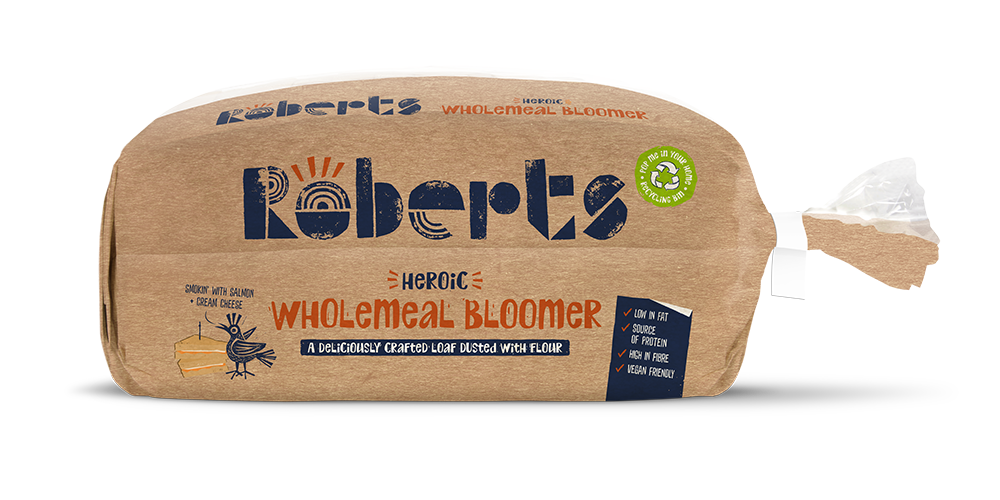 Heroic Wholemeal Bloomer