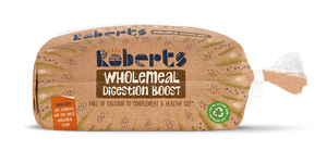 Digestion Boost Wholemeal Bloomer