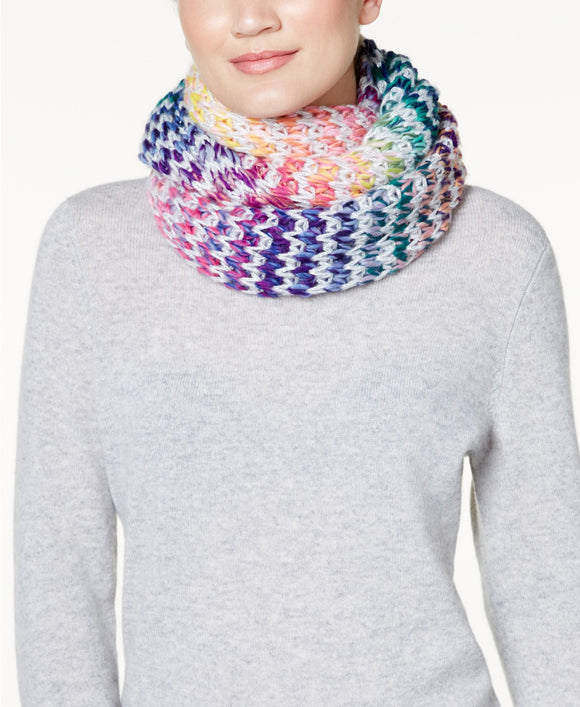 INC International Concepts - Rainbow Shine Infinity Scarf-Regular-One Size
